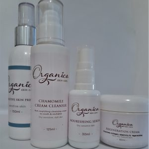 dry sensitive skin pack